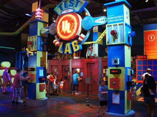 Atração Innoventions no Disney Epcot Orlando