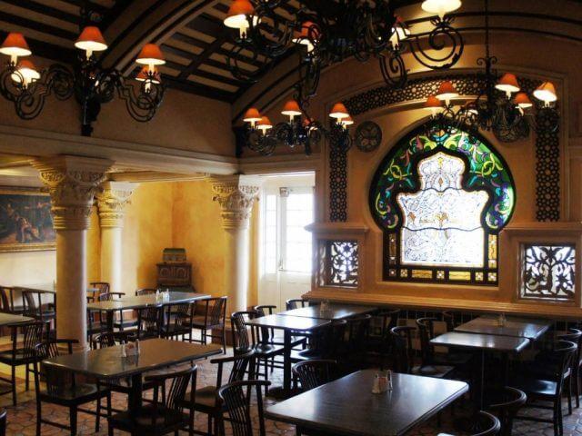 Restaurantes do parque Universal Studios em Orlando