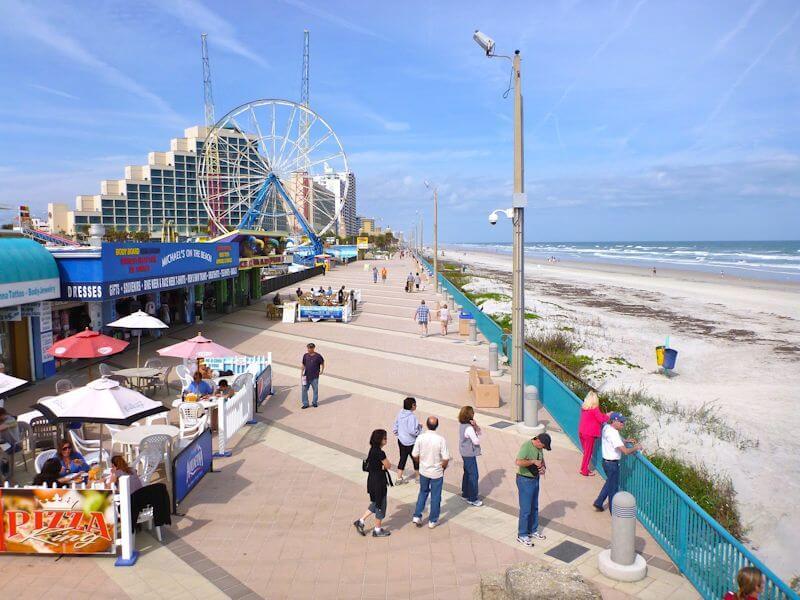 O que fazer em Daytona Beach: Píer and Boardwalk