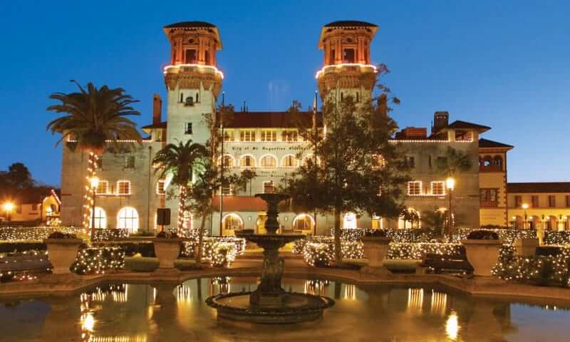 Museus em Saint Augustine na Flórida: Lightner Museum
