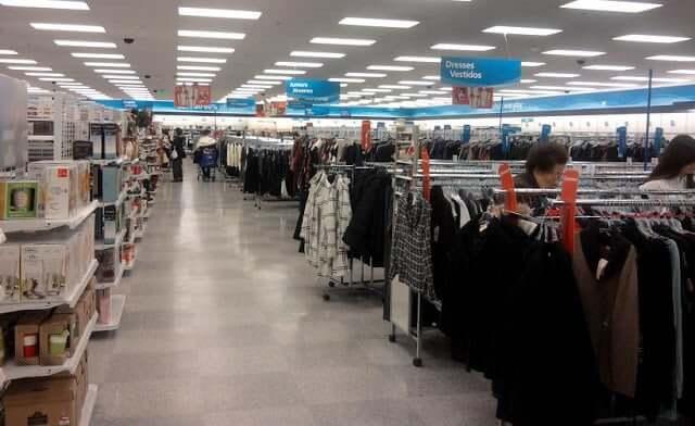Onde comprar roupas em Orlando: loja Marshalls