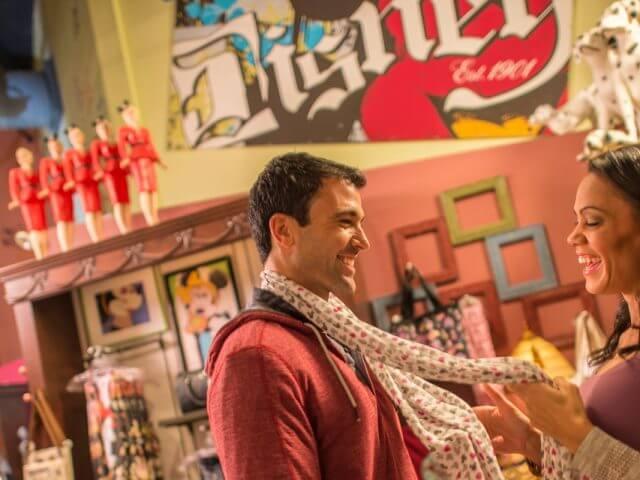 Loja Tren-D Store na Disney Orlando