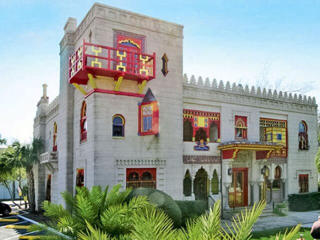 Museus em Saint Augustine na Flórida