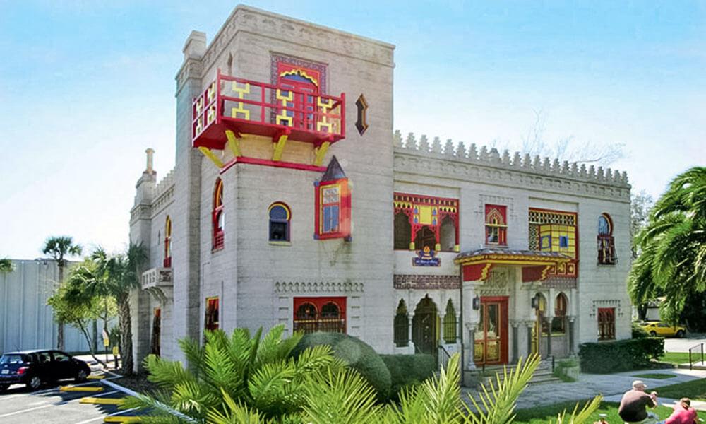 Museus em Saint Augustine na Flórida: Villa Zorayda Museum