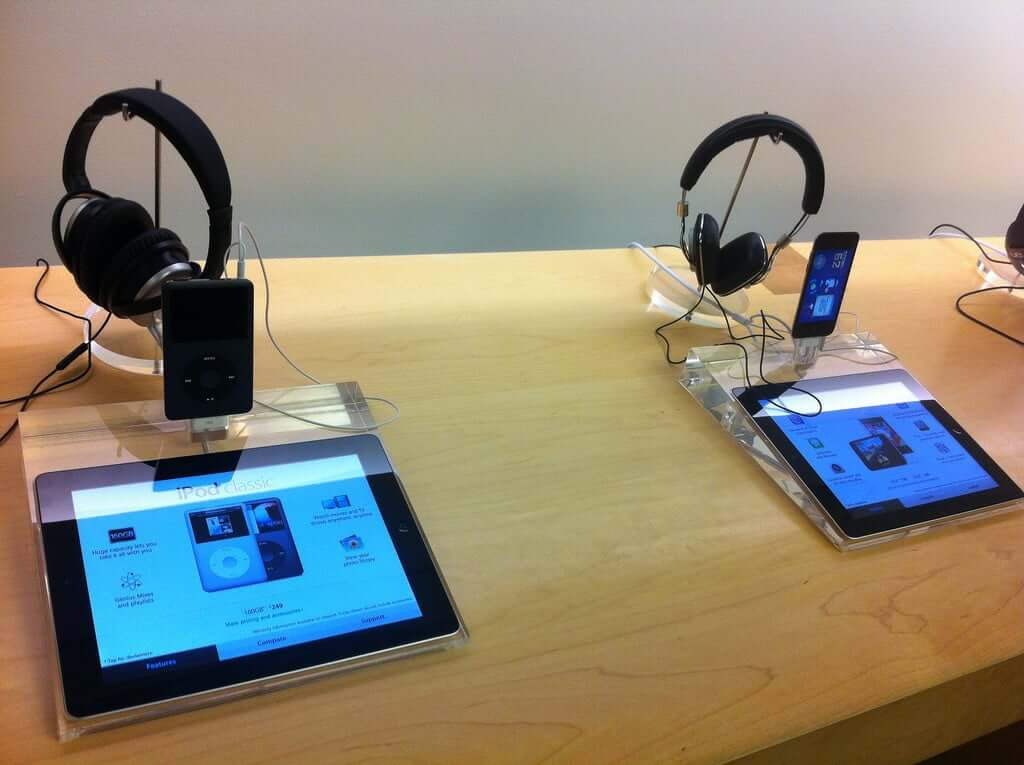 Lojas da Apple em Orlando   iPhones, iPads e iPods: iPad