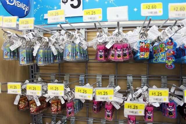 Walmart em Orlando: souvenirs