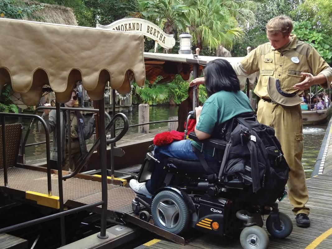 Disability Access Service Card da Disney Orlando