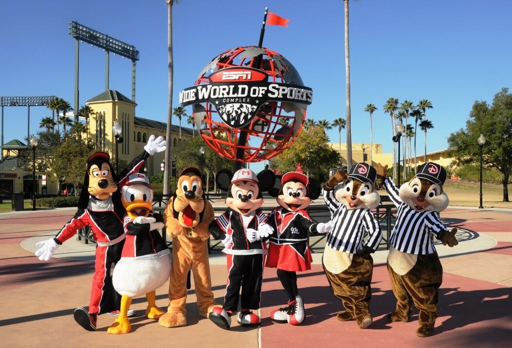 Disney Orlando para crianças: ESPN Wide World of Sports