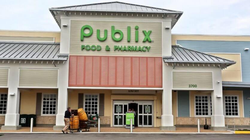 Melhores supermercados em Orlando: Publix