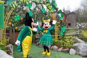 Feriados de Orlando em 2016: Saint Patrick's Day