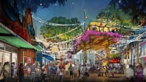 7 atrações noturnasno Walt Disney World Orlando: Disney Springs