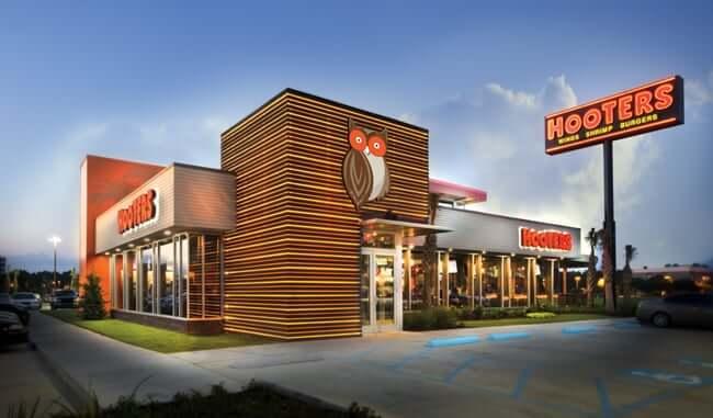 Restaurantes bons e baratos em Orlando: Hooters