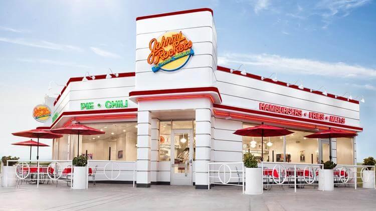 Restaurantes bons e baratos em Orlando: Johnny Rockets