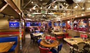 Os melhores restaurantes da Universal CityWalk em Orlando: restaurante Bubba Gump