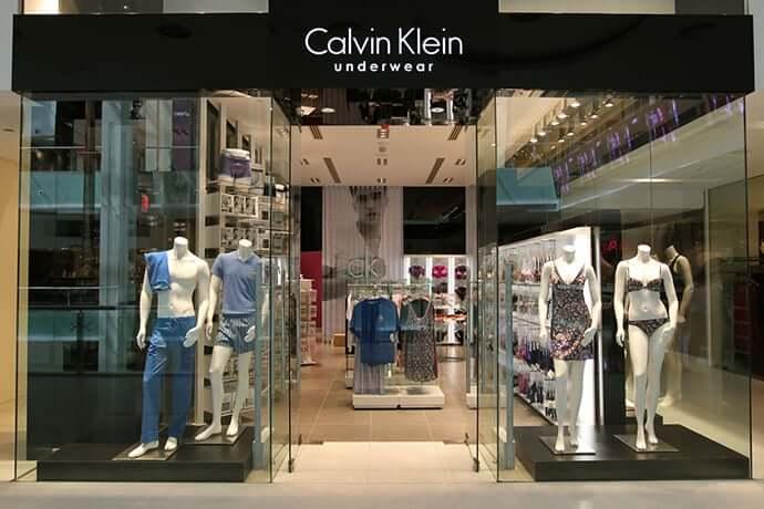 Calcinhas, sutiãs e roupas íntimas em Orlando: Calvin Klein