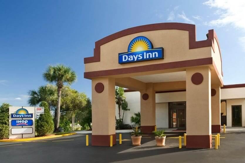 7 hotéis econômicos em Orlando: Days Inn Convention Center