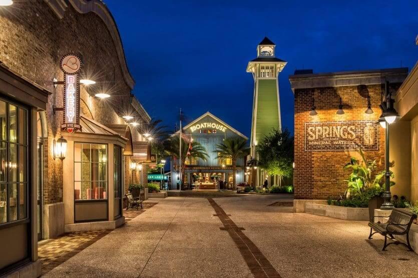Disney Orlando para adultos: lojas na Disney Springs