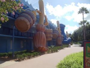 Hotel Disney All-Star Movies em Orlando