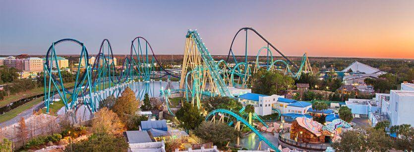Como evitar filas nas principais atrações do SeaWorld Orlando