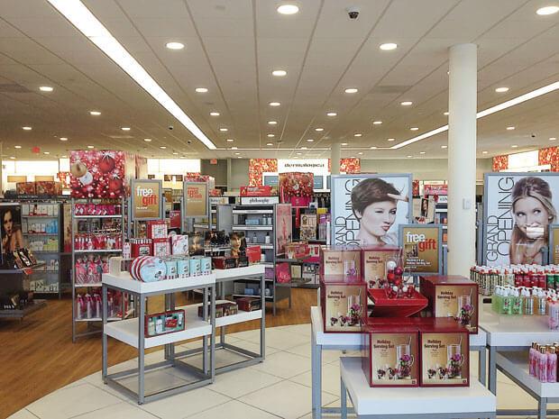 Loja Ulta Beauty em Orlando: produtos
