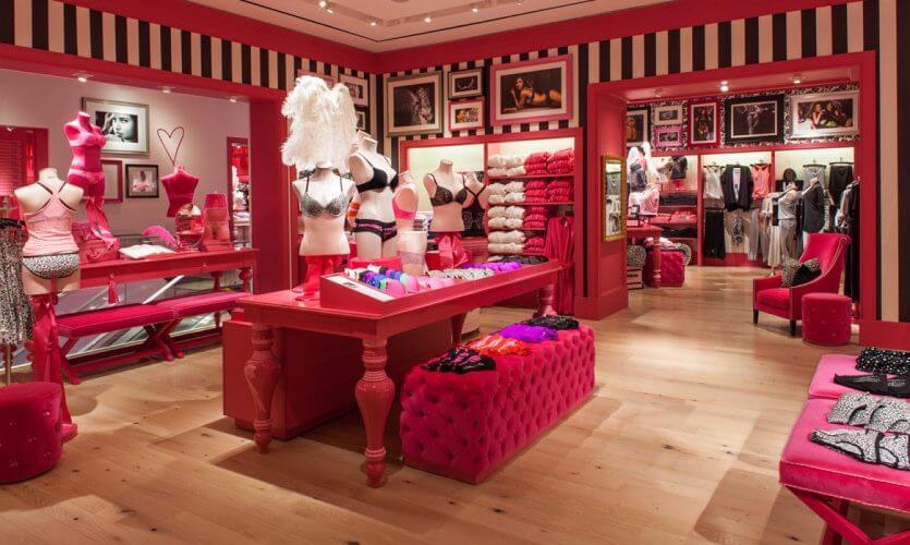 7 dicas de segurança em Orlando: loja da Victoria's Secret