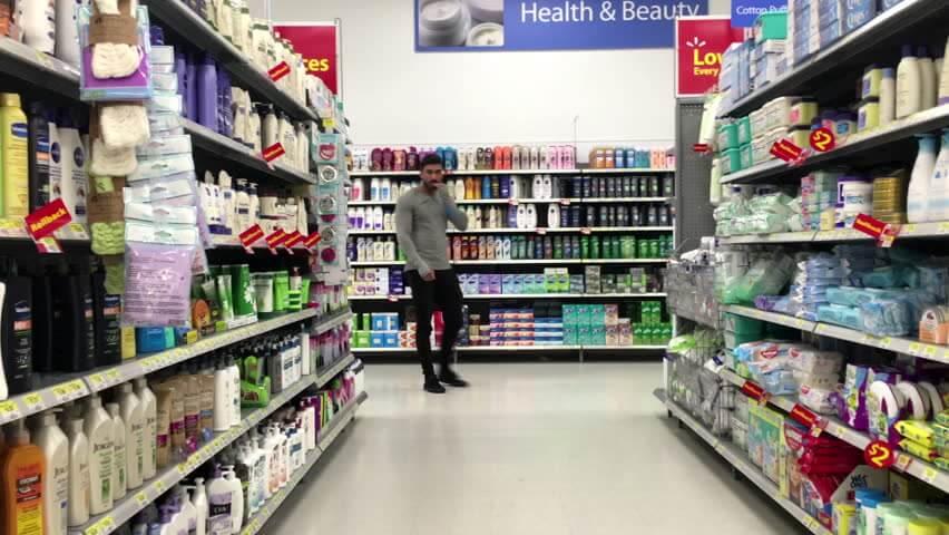 Onde comprar shampoo e condicionador em Orlando: supermercado