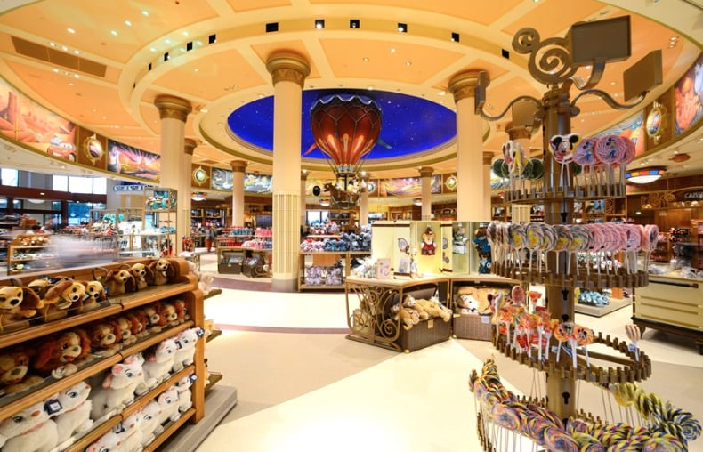Loja World of Disney