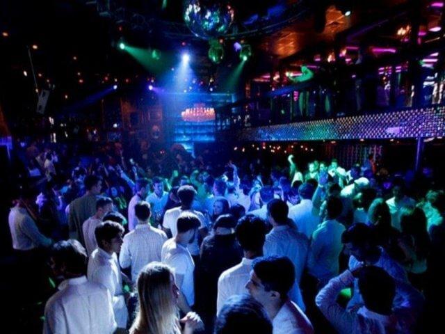 Balada Gilt Nightclub em Orlando
