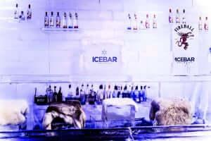International Drive em Orlando: Bar de gelo IceBar