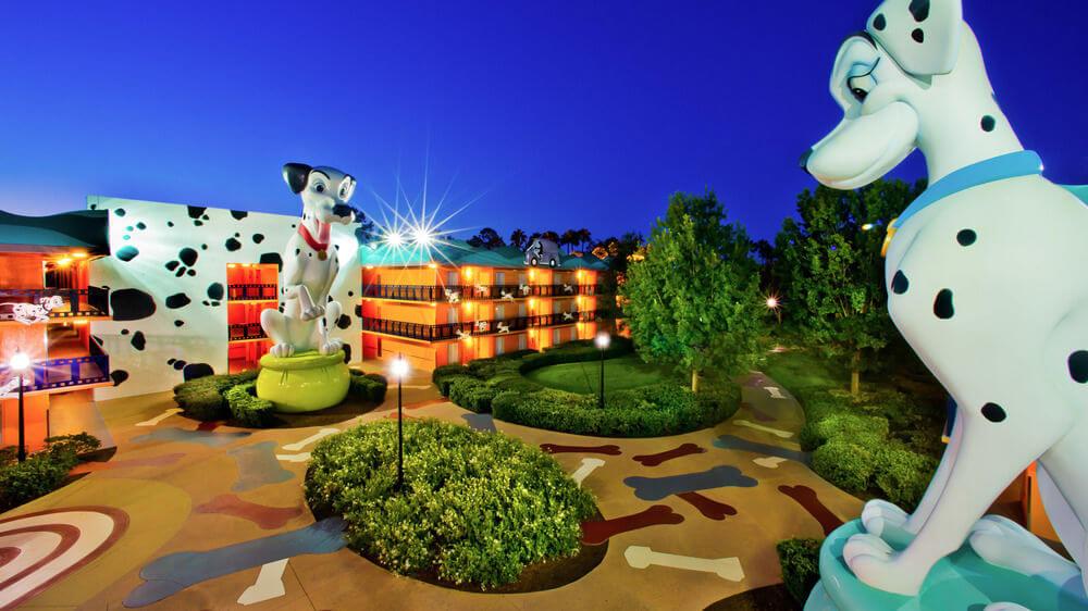 Dicas para a primeira vez em Orlando: Hotel Disney All-Star Movies