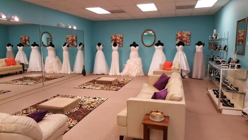 Onde comprar vestidos de noiva em Orlando: Lily's Bridal
