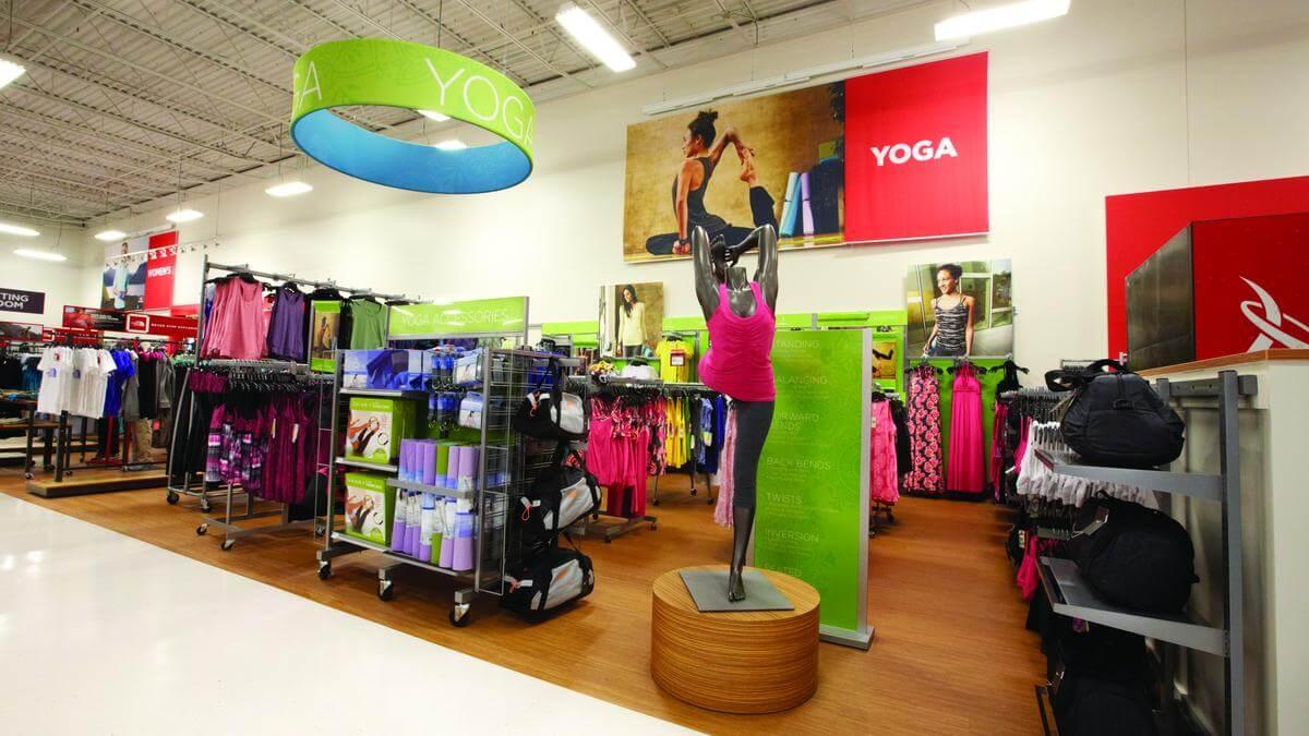 Onde comprar roupas de ginástica e academia em Orlando