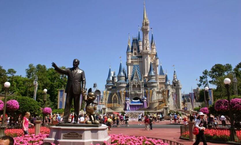 Roteiro 6 dia em Orlando: Magic Kingdom