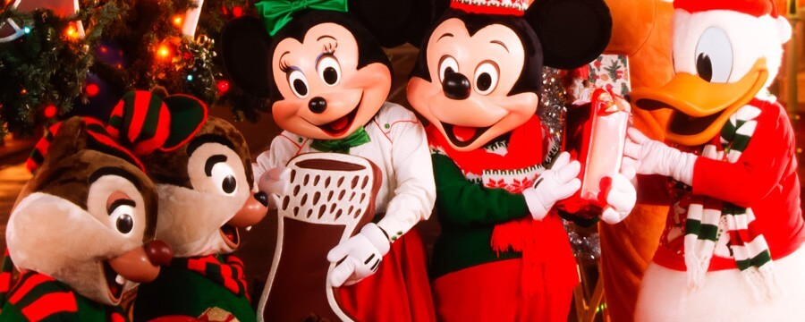 Natal e ano novo na Disney e Orlando 6