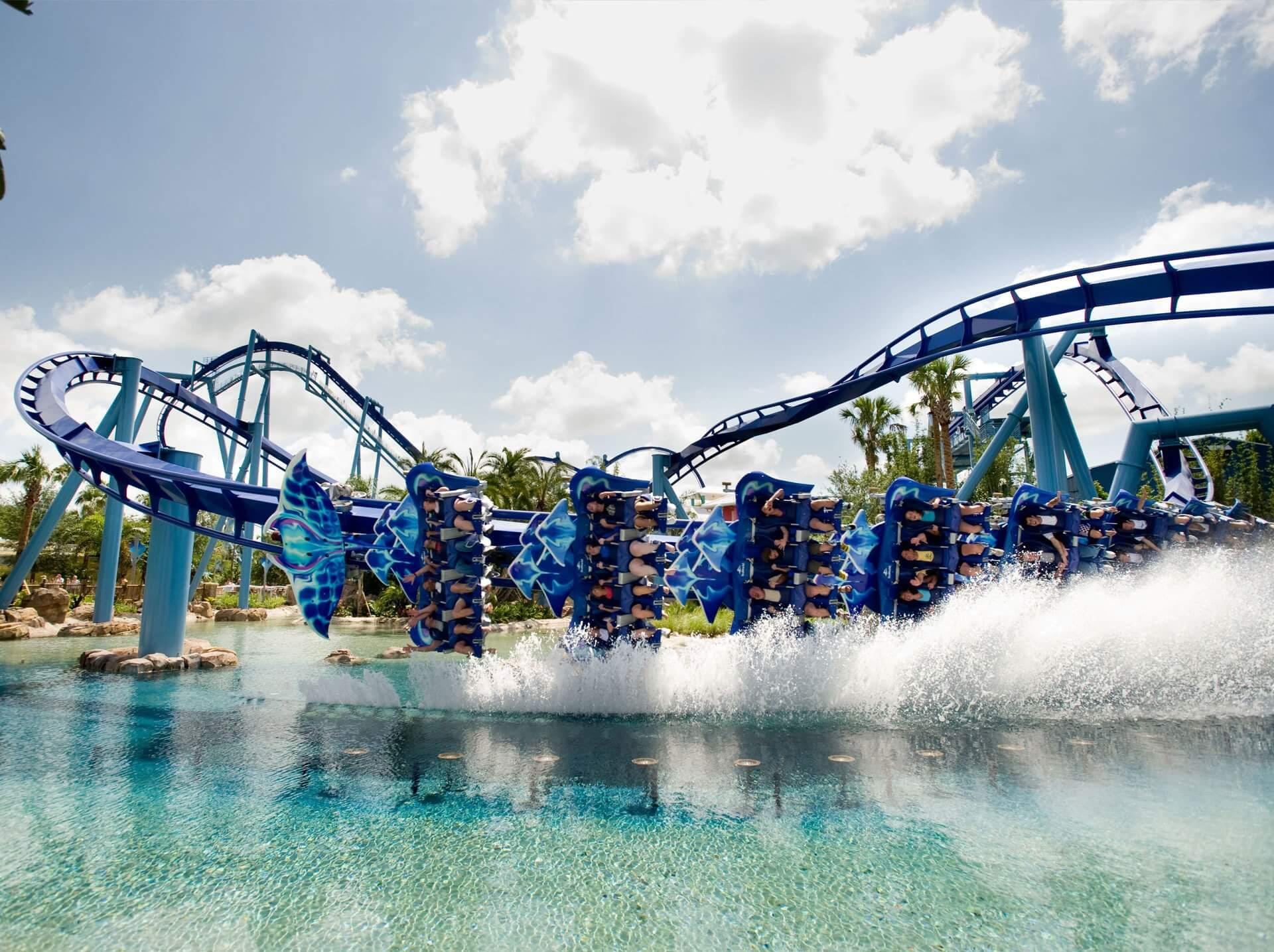 Roteiro 3 dias em Orlando: SeaWorld
