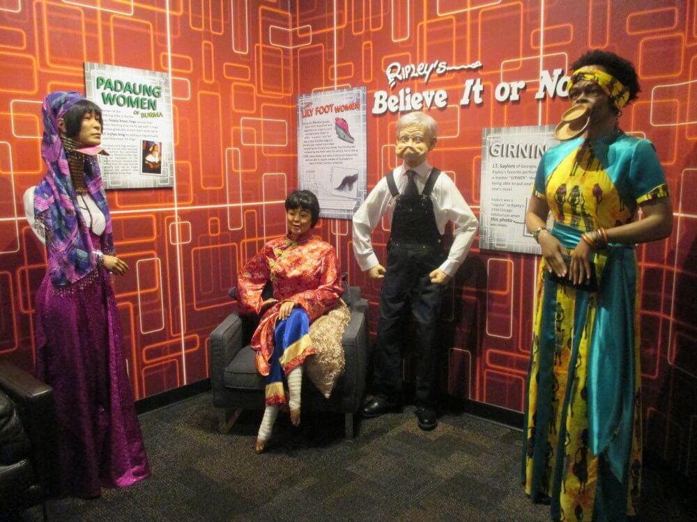 Museu Ripley's Believe It or Not em Orlando