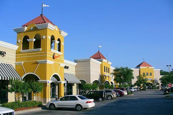 Outlet The Lake Buena Vista Factory Stores Orlando: informações