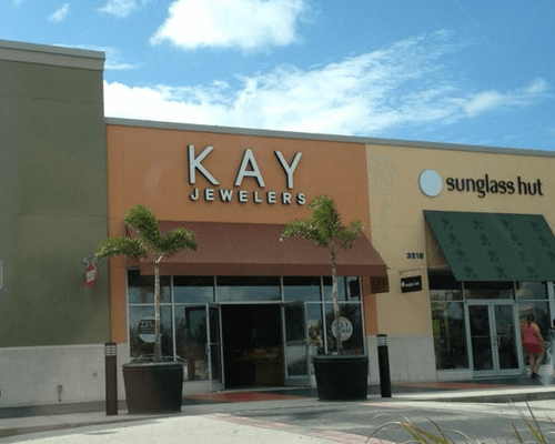 Outlets The Loop e The Loop West Kissimmee em Orlando: loja Kay Jewelers