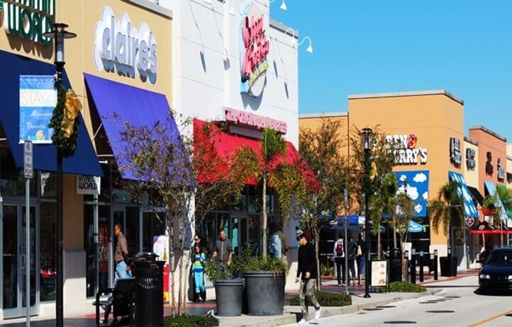 Outlets The Loop e The Loop West Kissimmee em Orlando: informações