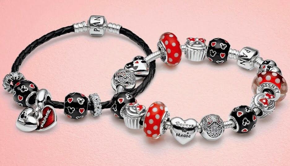 Comprar pulseiras e charms Pandora em Orlando: berloques