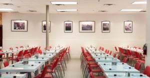 Restaurante brasileiro Camila's em Miami: interior do restaurante