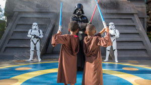 Star Wars na Disney Orlando: A Galaxy Far, Far Away