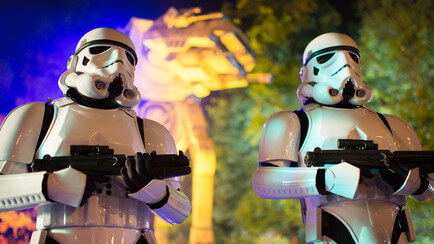 Star Wars na Disney Orlando 7