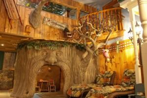 Hotel da Lego em Orlando: suíte Adventure