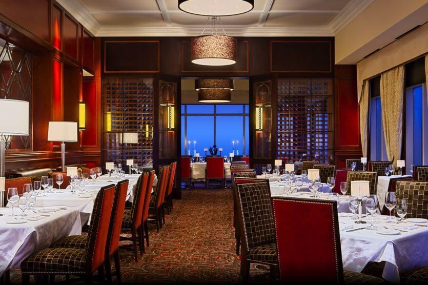 7 melhores restaurantes finos de Orlando: Bull and Bear