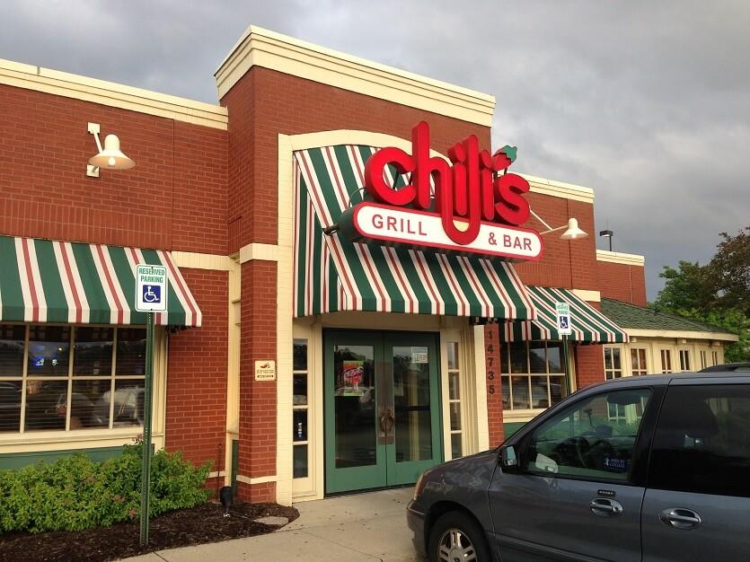 7 restaurantes para a família em Orlando: Chili's Grill & Bar