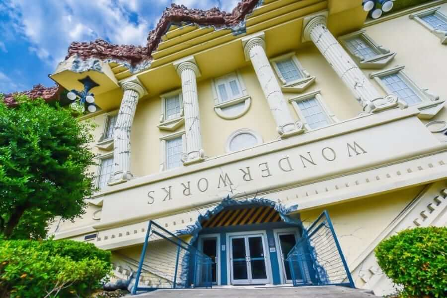 Museu WonderWorks em Orlando