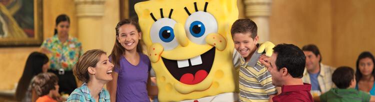 7 jantares com personagens Disney e Universal em Orlando 5