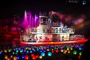 7 atrações e brinquedos do Parque Disney Hollywood Studios Orlando: Fantasmic!