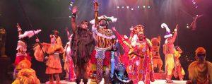 7 atrações e brinquedos do Parque Disney Animal Kingdom Orlando: Festival of the Lion King